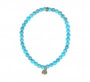 SC Signature Turquoise Daimond Mini Bracelet