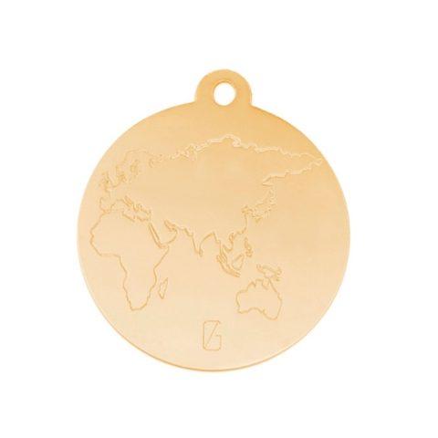 World Gold & Diamond Back
